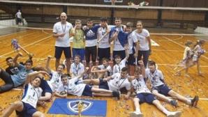 Левски спечели титлата при момчетата (видео + снимки)