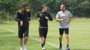 Тодор Неделев и Кристиан Димитров се присъединиха към лагера на Ботев (Пловдив) във Велинград