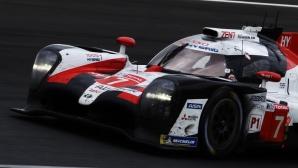 От Toyota обясниха защо не смениха всичките гуми на екипа с №7