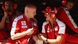 Шумахер никога не е обвинявал Ферари за проблемите им