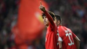 Бенфика официално опроверга, че има сделка с Атлетико за Жоао Феликс