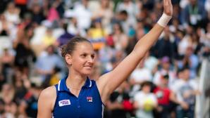 Каролина Плишкова стигна до втория кръг в Бирмингам, Сабаленка и Свитолина отпаднаха