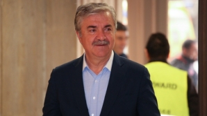 Герджиков влезе в УС на Левски