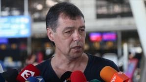 Хубчев: Чакаме атакуващи футболисти, искам още трима-четирима нови