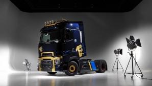 Renault Trucks с юбилейна серия от 125 камиона Гама t-high