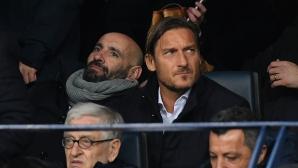 Шеф в Рома: Никога не сме искали Тоти да си тръгва