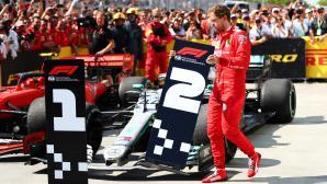 От Ферари признаха колко време ще им е нужно да догонят Мерцедес