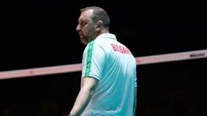 Иван Петков: Двубоят бе труден, радвам се, че успяхме