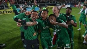 УЕФА допусна грешка с Лудогорец, всичко вече е уточнено