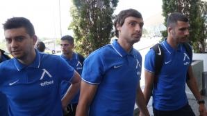 Левски ще е гост в първия си мач в Европа