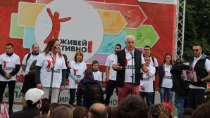 Шампионките от Марица се присъединиха като посланици на Нестле за Живей Активно!