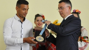 Героят на Арда стана почетен гражданин на Кърджали