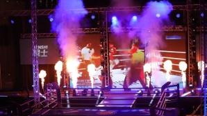 SENSHI III: Зрелищни битки по правилата на нова професионална лига по карате киокушин