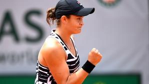 """Шампионката на """"Ролан Гарос"""" се приближи към първото място в света"""