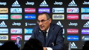 В Неапол пожелаха на Сари второ място и трофей в Лига Европа