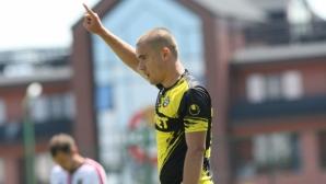 Желко Петрович тръгна с победа в Ботев (Пд) (видео+снимки)