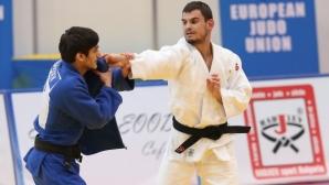Малшанс за българските джудисти в първия ден на Европейските игри в Минск