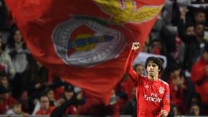 Атлетико ще сложи на Феликс цена от 350 млн. евро