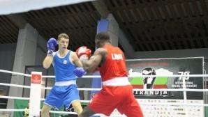 Кристиян Николов отпадна в първия кръг на Европейските игри в Минск