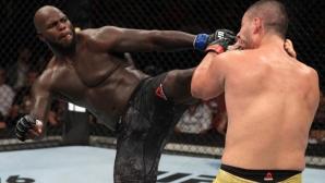 Ново чудовище изгря в тежката категория на UFC