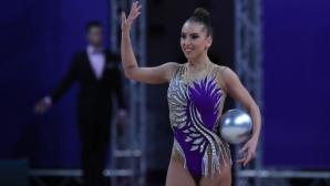 Сребро за Катрин Тасева на топка в Минск