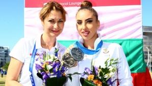 Катрин Тасева спечели втори медал в Минск