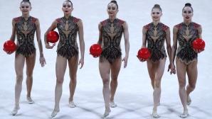 Ансамбълът ни започна със сребро на Европейските игри в Минск