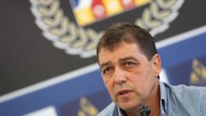 Петър Хубчев: Бяхме нервни, на някои им е много тежко (видео)