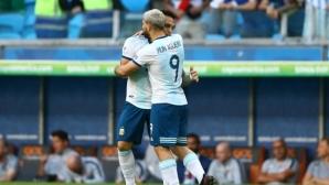 Аржентина се добра до 1/4-финал на Копа Америка (видео)