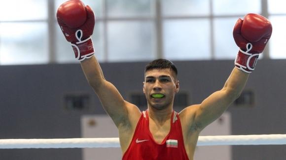 Даниел Асенов безкомпромисен на старта на Европейските игри в Минск
