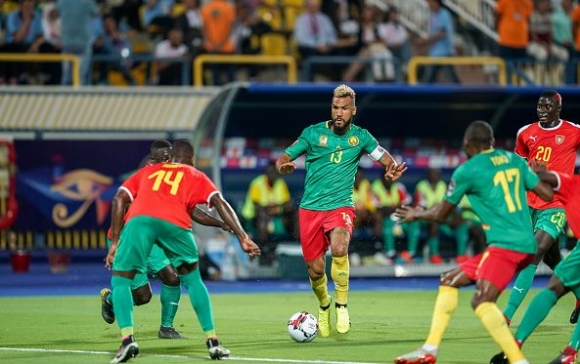 Камерун подчини Гвинея-Бисау за три минути