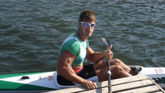 Кирчев завърши 17-и на на Европейските игри, след като остана осми във финал...