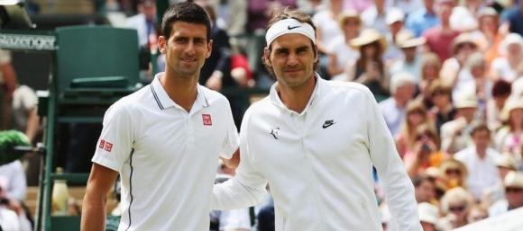 Джокович: Федерер е най-великият за всички времена