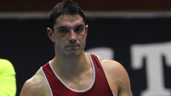 Белберов отстъпи драматично на французин в Минск