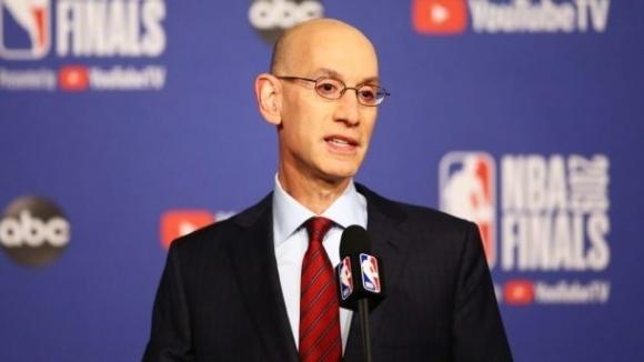 В НБА обмислят намаляване броя на мачовете през сезона
