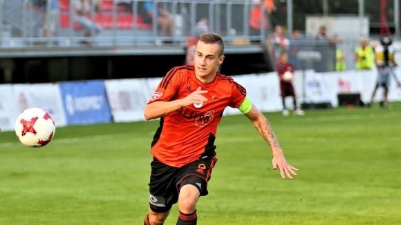 Капитанът на Ружомберок напусна тима преди мачовете с Левски