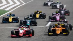 Индийски пилот със забрана за участие във Формула 2