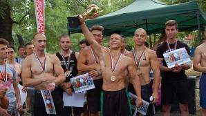 Завърши заключителният турнир по стрийт фитнес