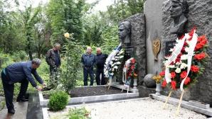 Левски ще почете Гунди и Котков в неделя