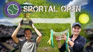 """Ще спре ли някой Роджър Федерер на """"Уимбълдън""""? Гледайте """"Sportal Open"""" (видео)"""