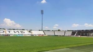 """Инспекцията от УЕФА на """"Лаута"""" се оказа партенка"""