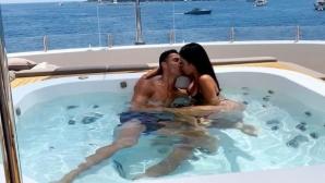Роналдо остави 20 000 евро бакшиш в Гърция
