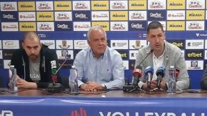 Данчо Лазаров: Отборът ни вече добива облик (видео)
