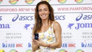 Ивет Лалова: Мечтая да подобря личния си рекорд на 200 метра