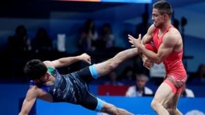 Вангелов ще се бори за бронз в Минск