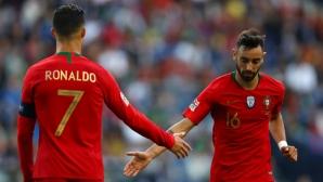 Напредват преговорите за искания от Тотнъм и Юнайтед Бруно Фернандес