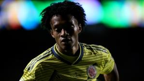 Ювентус предлага нов договор на Куадрадо