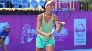 Александрина Найденова е на два четвъртфинала в Китай