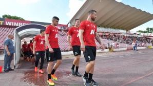 """""""Армията"""" е като стадиона в """"Надежда"""", защото е червено-черна, каза Джеки"""