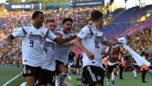 Шампионът Германия е на финал на Евро 2019 след трилър и два гола в края (видео)
